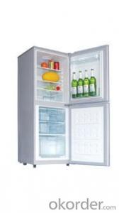 Solar    powered    freezer ( 176L )