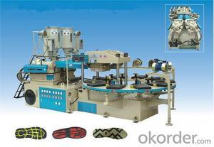 615 Computer control auto-cement Toe Lasting Machine