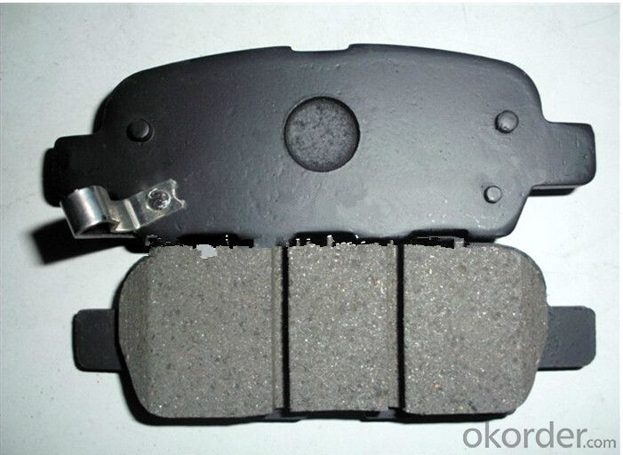Brake Pads for Nissan Qashqai, Tiida, X-Trail, Teana Hyundai. Renault (44060-8H385)