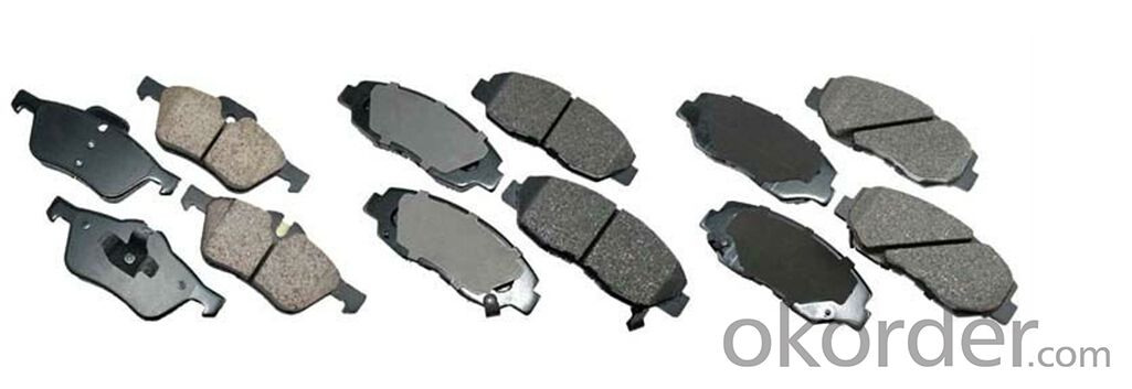 Brake pad  Truck Brake Pads for Renault and Volvo  OEM