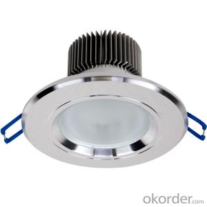 3W 5W 7W GU10 MR16 4500K COB led spot light