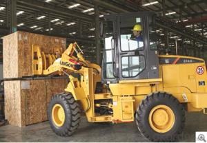 High quality and low price wheel loader CLG816G