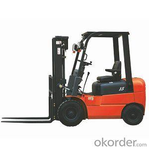 4-5Ton Diesel Forklift  CPCD40S-50S