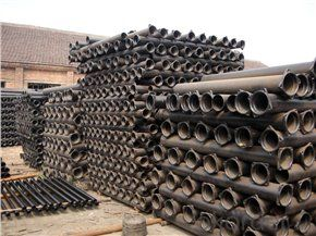 Cast Iron Pipe for Water Pipeline Made in China on Sale