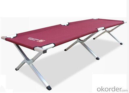 Cheap Ajustable Aluminum Outdoor Folding Beach Bed BB01