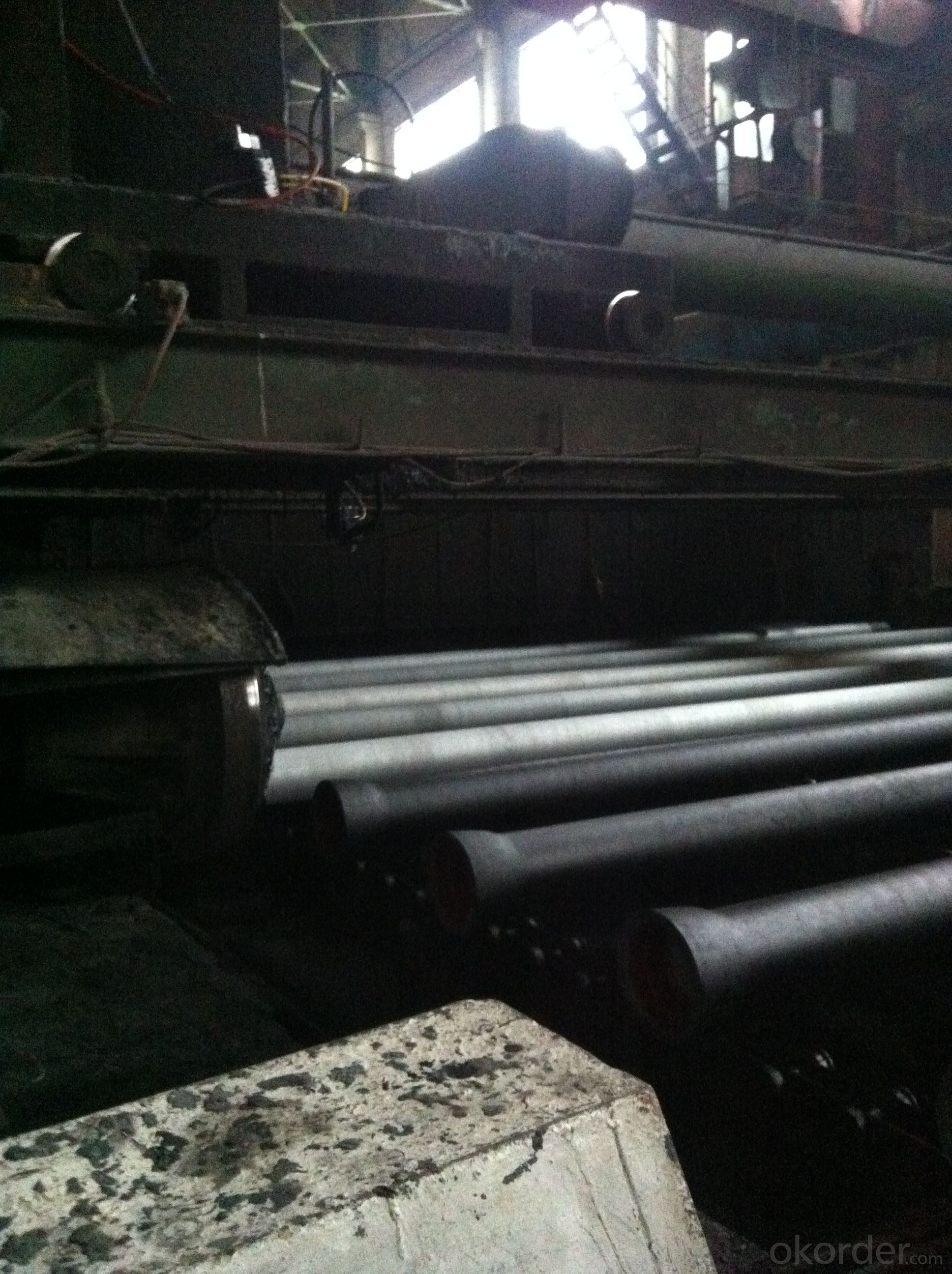 DUCTILE  IRON    PIPES & FITTINGS  K9 CLASS DN125