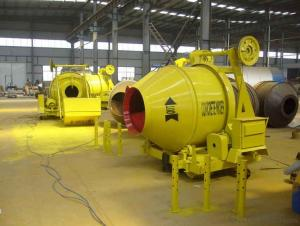 Zhongmei brand Mortar Cement Mixer for Construction/Building