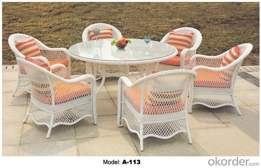 Outdoor furniture Rattan Garden Furniture   A-113