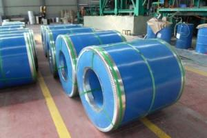 Prepainted  galvanized steel coil PPGI PPGL COATED STEEL