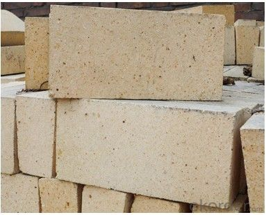 Generality high alumina brick for  furnace