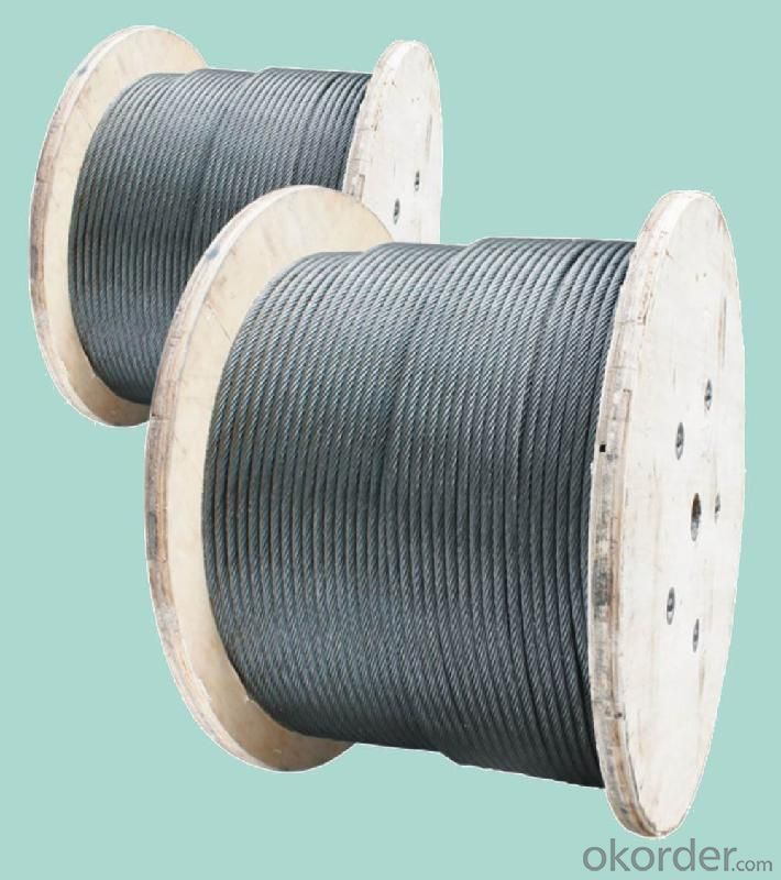 Galvanized Steel Wire Rope Sling For Bridge