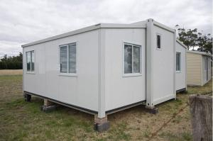 Movable Container House Standard 20ft EPS Container House for Bars/Shops