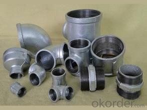 Galvanized Malleable Iron Fittings from China