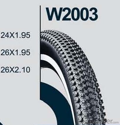 excellent quality tyres for bicycle using W2003