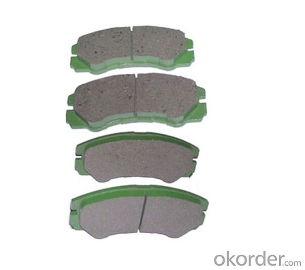 Semi-Metallic Brake Pad Brake Pad for Toyota