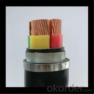 PVC insulated Steel tape armoured cable made in China
