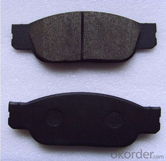 Auto Part Ceramic Disc Brake Pad for Japanese Car