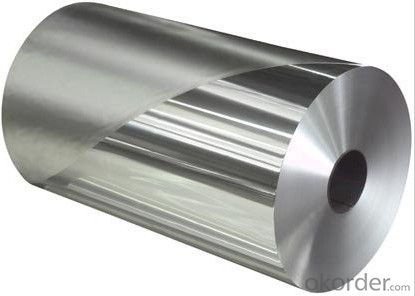 Aluminium Foil Jumbo Roll Raw Material For Lamination Application