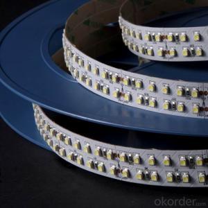 LED Strip Light DC 12V/24V,SMD 3528-30 LEDS PER METER  IP68 OUTDOOR PU GLUE PLUS TUBE