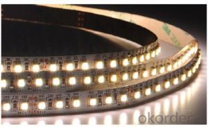 LED Strip Light DC 12V/24V,SMD 3528-120 LEDS PER METER  IP68 OUTDOOR PU GLUE PLUS TUBE