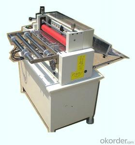 PVC Self Adhesive Cold Lamination Film Machine