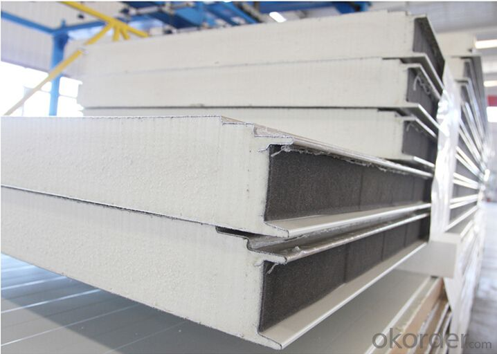 Best Price Polyurethane Sandwich Panel from China