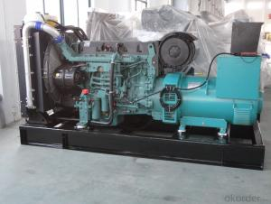 diesel generating set   diesel generating set