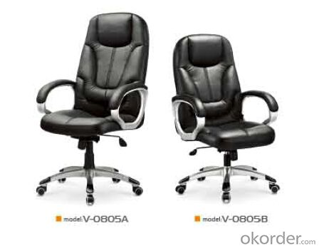 New Design Racing Office Chair Genuine Leather/Pu CN0805A