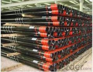 seamless carbon steel pipe API 5CT oil casing tube
