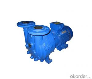 Zhongmei brand water ring vacuum pump for mining