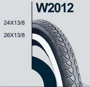 excellent quality tyres for bicycle using W2012