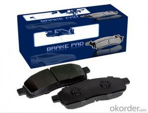 rake Pads for Toyota Hiace