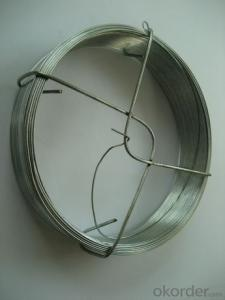 Electric Galvanized Iron Wire Suitable for Construction