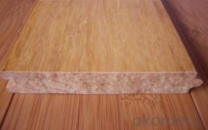 Woven Bamboo Flooring  for Floor Heating System
