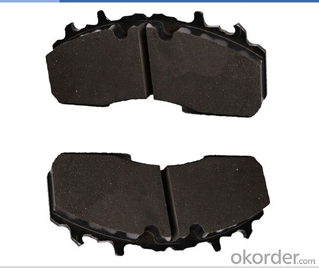 Satisfied Auto Brake Pads for Lincoln LS