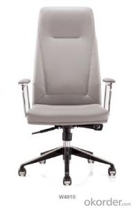 New Design Racing Office Chair Genuine Leather/Pu W4218