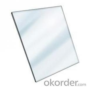 Polished-Edge Glass For Clip Frame CNBM