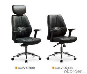 New Design Racing Office Chair Genuine Leather/Pu CN0710A
