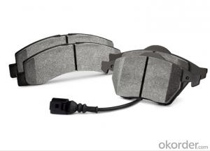 Auto Parts Ceramic Brake Pad for Audi OEM