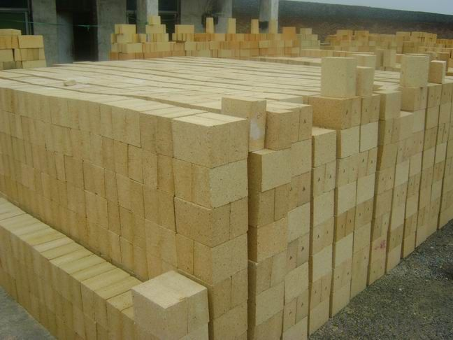 High Alumina Refractory Bricks for Hot Blast Stove
