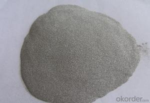 high pure magnesite refractory powder for industry