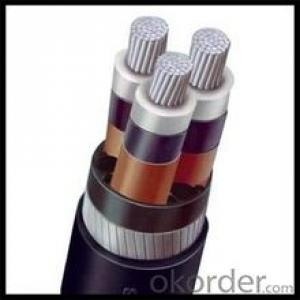 PVC insulated armoured cable BS cable made in China
