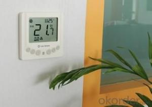 Simple Thermostat  For Floor Heating  System