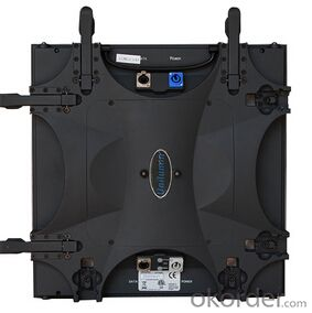Upad8 Outdoor Rental LED Display High Pixel Density