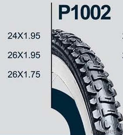 excellent quality tyres for bicycle using P1002