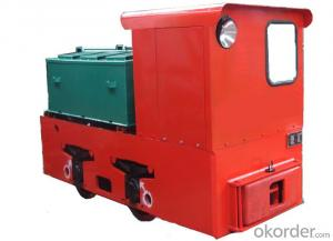 Zhongmei brand Mining Electric Locomotive