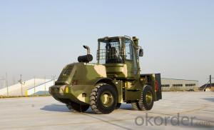 3.0T Rough Terrain Forklift