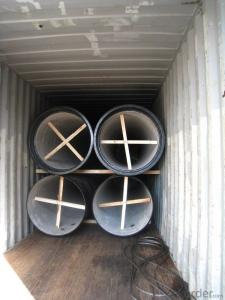 DUCTILE IRON PIPE AND PIPE FITTINGS C CLASS DN125