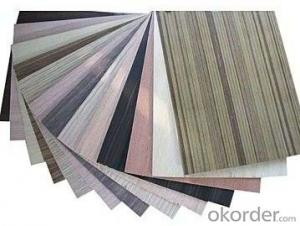 High Pressure Laminate HPL Decorative Exterior Board Wood Grain