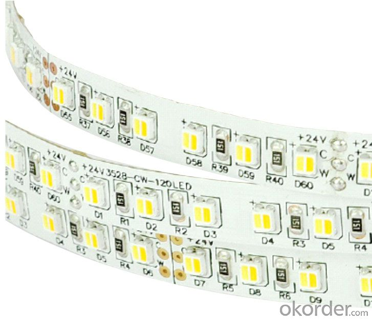 Led Strip Light  SMD  5730 60 LEDS PER METER OUTDOOR  IP65 PU GLUE OR SILICON GLUE